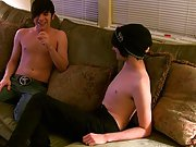 Emo boys choke on dick and free videos of black males solo with hung cocks - at Boy Feast!