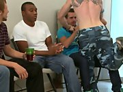 Group nude shower andnot credit free gay and gay big cock group sex at Sausage Party