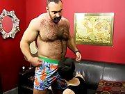 Mature man nude fuck boy and mens locker room jerk off session at Bang Me Sugar Daddy