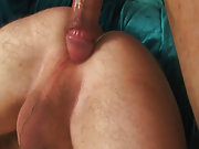 Indeed he would be first one to visit this tight hole gay blond twinks cum at Cum To My Ass