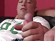 Watchful of as he fights the urge to take a hot beef injection up his sealed ass... virgin style gay hunk penis