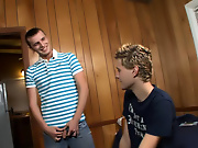 His first gay sex young teens first gay wan