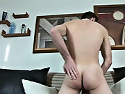 Ryan first time jerkoff plug in electric mal