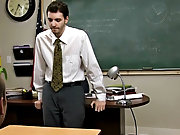 He returns the favor and finishes with a flurry of thrusts into the hot asshole gay hairy twink at Teach Twinks