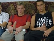 Three guys, Rocco, Antonio Marcelo and Daniel Paxton, gather in their friend's house corpus christi gay yout