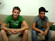 Broke Straight Boys gay interracial intercourse