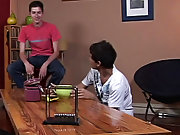 Alejandro, Ewin and Florian get down for some three-way action that ends with one massive flood of cum gay gang bangs orgy group sex