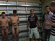 at the end of the hour the brothers had them sword scrum with their cocks and the losers would attired in b be committed to to suck and fuck each othe