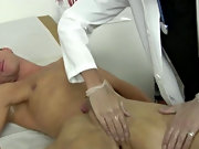 I instructed him to keep up the pace of masturbating himself as I probed deeper into his anal cavity and pushed my index finger upwards onto his prost