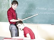 Don't blink or you may miss out on all the delicious gay power that transpires twink oral gay at Teach Twinks