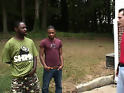 His first gay sex gay interracial pornos